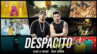 Despacito Megamix - Sush & Yohan x @Saby Oshan   BROWN MUNDE+NARLAN PANI+BAJRE DA SITTA+