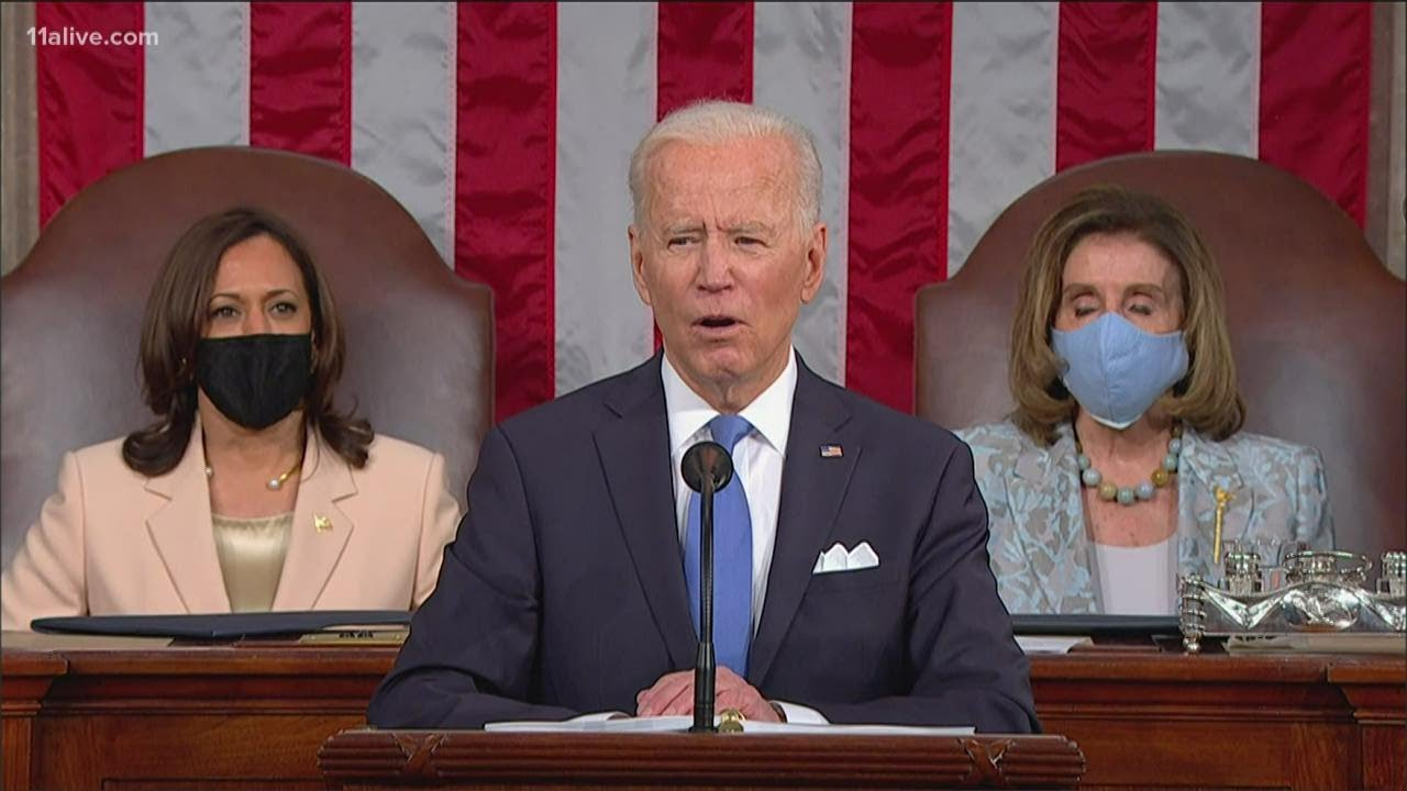 Five takeaways from Biden's first big speech to Congress