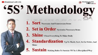 5S Quality System | 5S Workplace Methodology | 5S Lean Manufacturing | 5S Workplace Organization