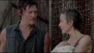 Holding On (Daryl/Carol)