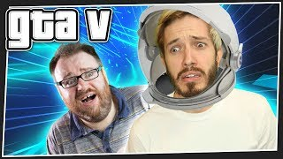 DRIVING IN SPACE | GTA 5 Online