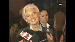 India is the bright spot of global economy, says IMF chief after meeting PM and FM