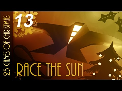 25 Games Of Christmas - 13 - Race The Sun