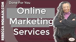 Missoula SEO Rebecca Does Your Online Marketing For You.. Get FOUND