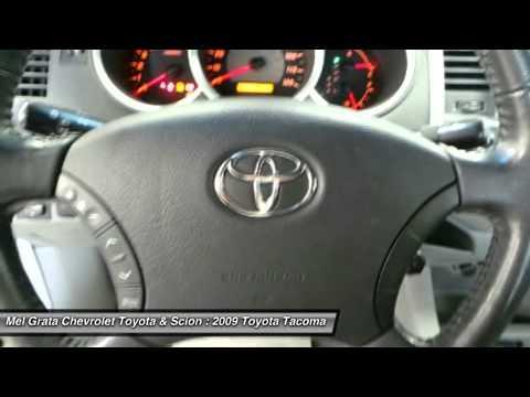 Mel Grata Toyota >> 2009 Toyota Tacoma Hermitage Pa 71813c Youtube