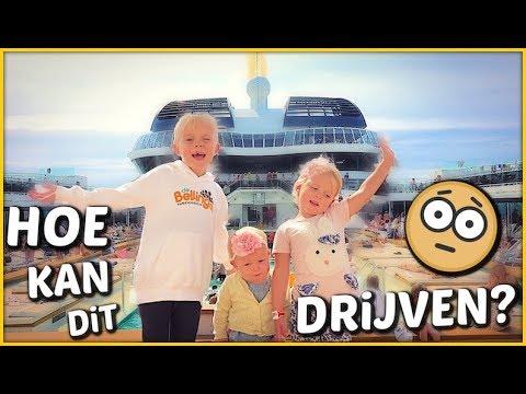 ONGELOFELiJK DAT DiT BESTAAT! 😱 ( schip hometour)   Bellinga Familie Vloggers #1439