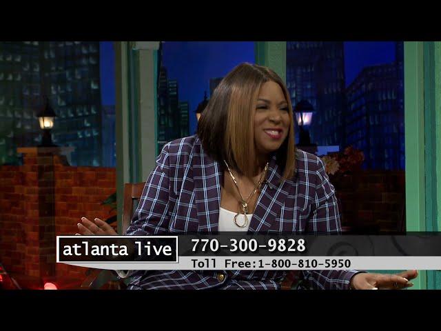 ATLANTA LIVE 09/08/21 | Juandolyn Stokes hosts Pastor Danielle Murphy & Jamal Roberts