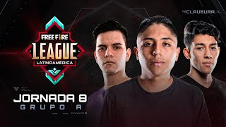 Free Fire League 2020 - Clausura | Grupo A | Jornada 8