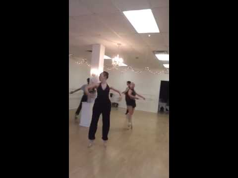 Ballet Long Island Rehearsal of New Work