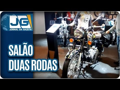 Salão Duas Rodas, mundo das motos