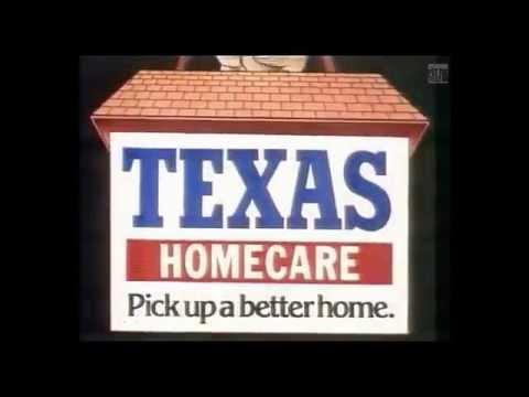 Texas Homecare | Advert | 23/10/1981