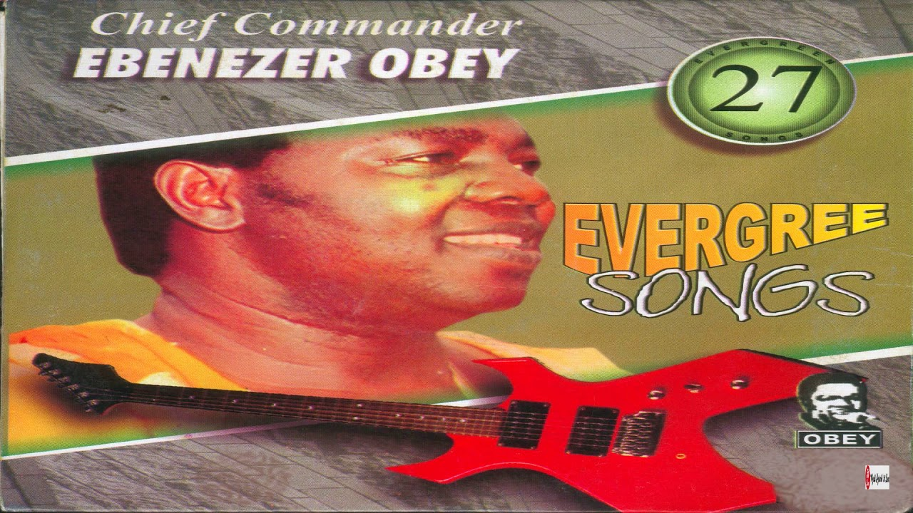 Chief Commander Ebenezer Obey Tribute To Chief Obafemi Awolowo Official Audio Youtube