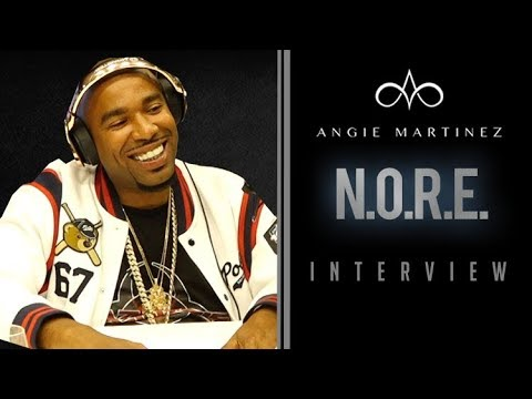 N.O.R.E. Talks Landing His Own Food Show w/ Charlamagne's Help + Hanging w/ Nas