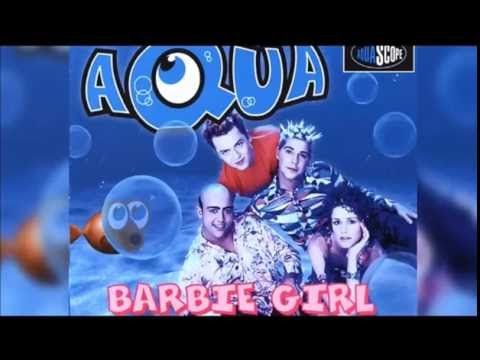 Aqua - Barbie Girl [Extended Version 1997] HD