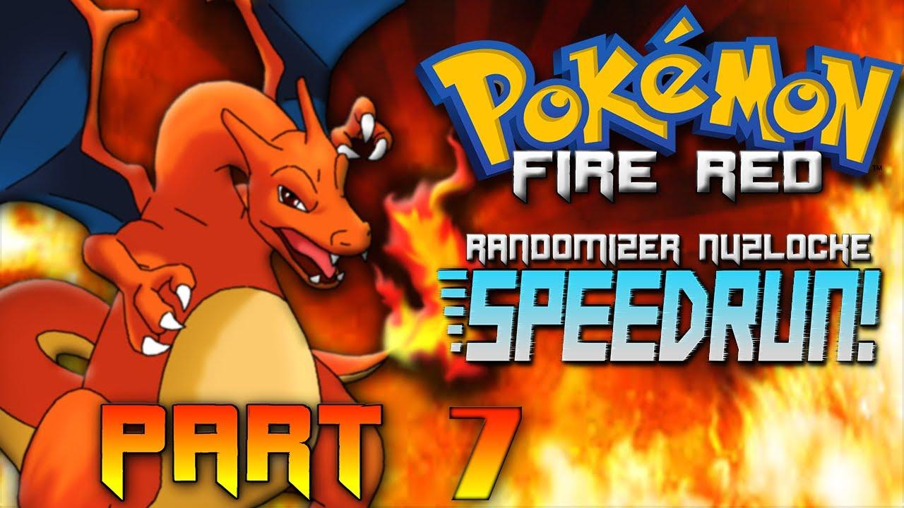 Pokemon FireRed Randomizer, Nuzlocke Race - Part 7 - YouTube