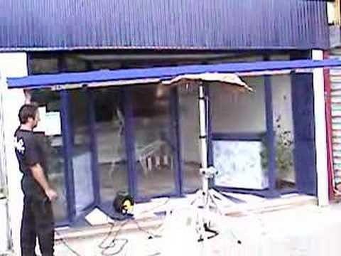Video El Vateur Markisenlift Awning Lifter Www