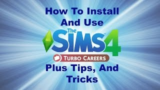 How To Install And Use The Turbo Career Mod