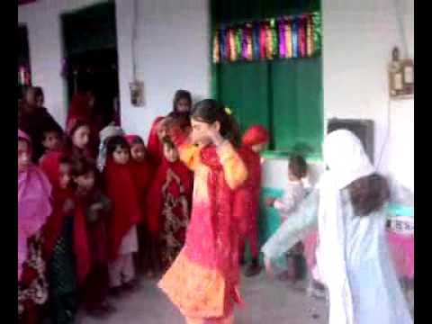Sheen asman zarey zarey best pashto dance of children in Kohat