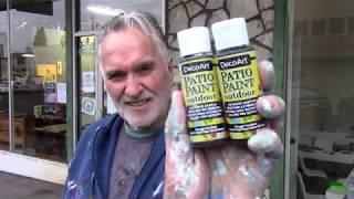 DECO ART PATIO PAINT REVIEW