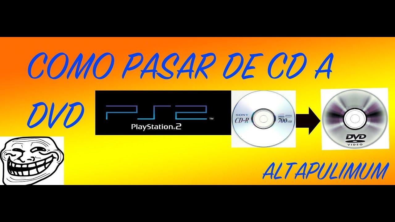 Sony CD DVD Generator - YouTube