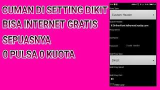 Download CARA SETTING UC MINI HANDLER UNTUK INTERNET GRATIS TELKOMSEL SEPUASNYA