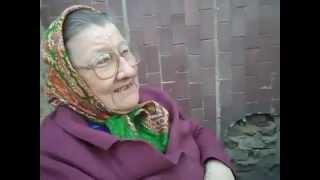 Стишок бабка -чертоганка