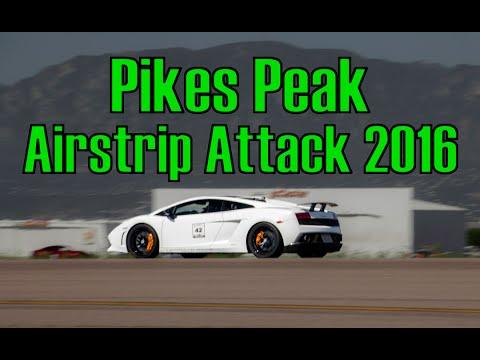 Pikes Peak Airstrip Attack 2016