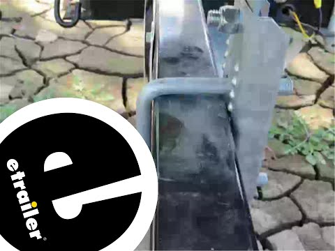 CE Smith Galvanized U-Bolt Review - etrailer.com