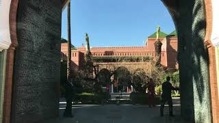 Royal Mansour Marrakech فيلم فندق رويال منصور مراكش