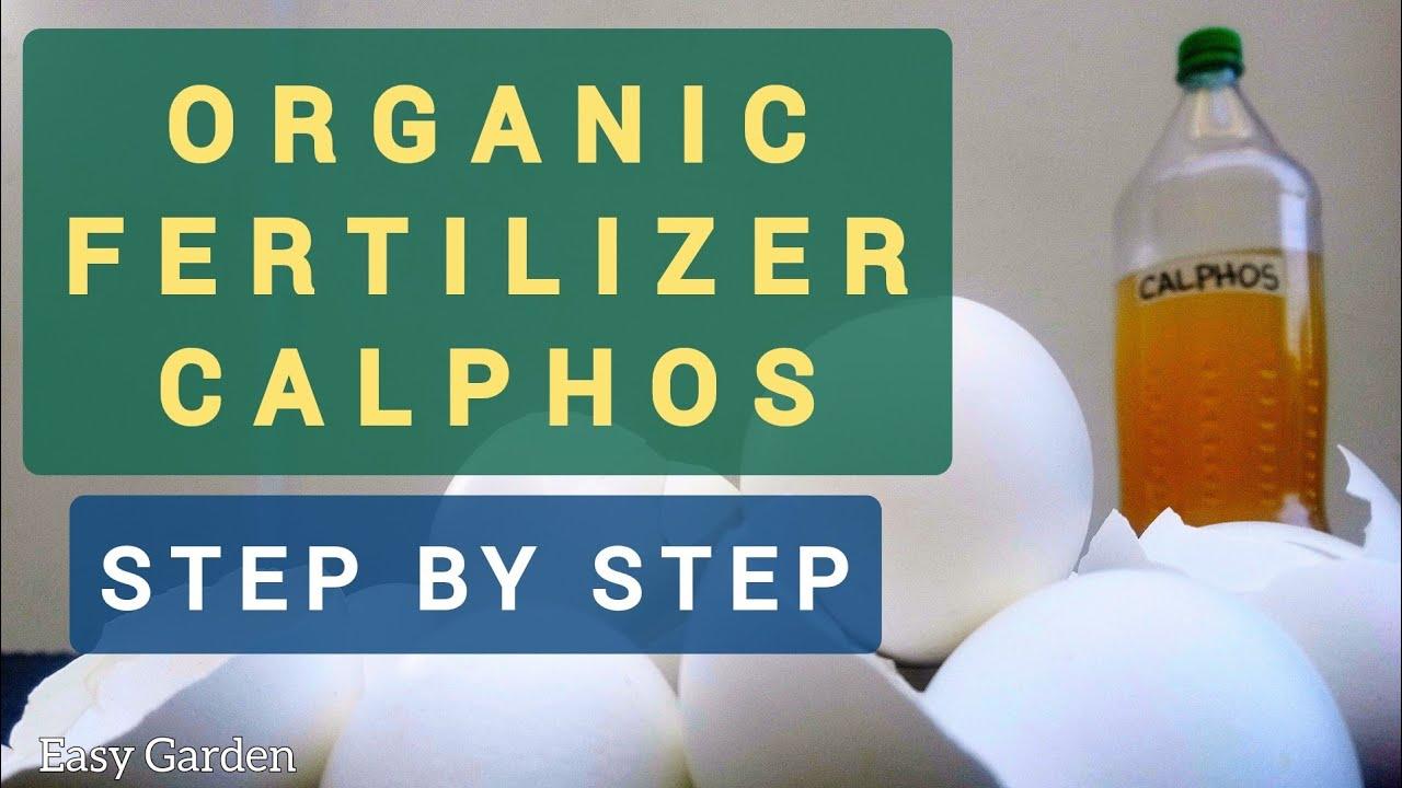 Download CALPHOS ORGANIC FERTILIZER step by step