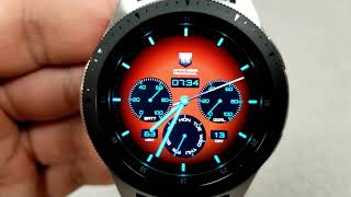 Samsung Galaxy Watch/Gear Watch Faces by A&L Freedom - 10 Coupons to Giveaway! - Jibber Jab Reviews!