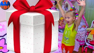 Прикол - Розыгрыш Подарок для Ярославы | Что в коробке?