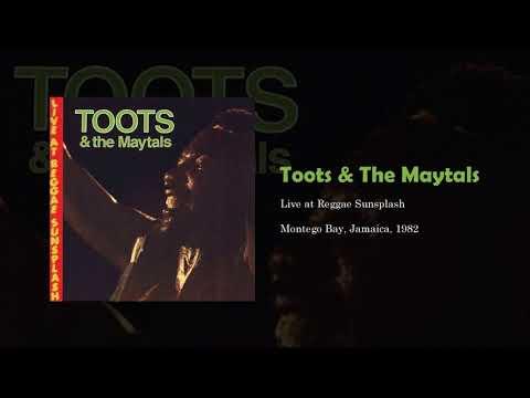 Toots & The Maytals – Live at Reggae Sunsplash 1982