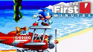 Video The First 7 Minutes of Sonic Mania download MP3, 3GP, MP4, WEBM, AVI, FLV Agustus 2017