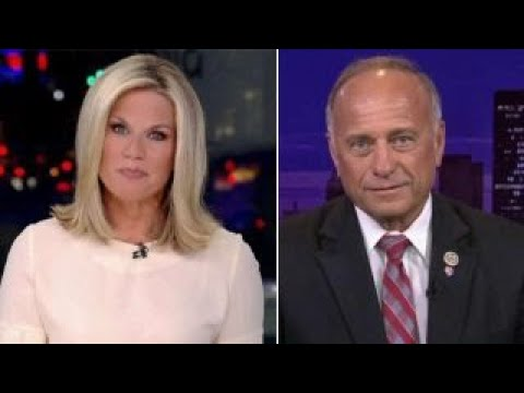 Rep. King: Trump's heart overruled campaign promises