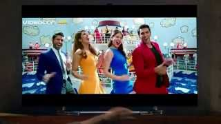 dil dhadakne do videocon promo