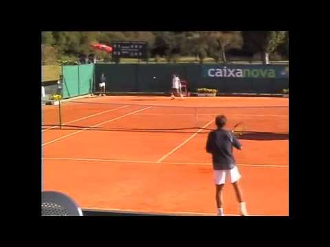 16 years old Rafa Nadal victory