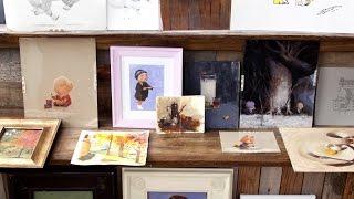 Tonko House Original Art Sale : Starts December 17th 2016