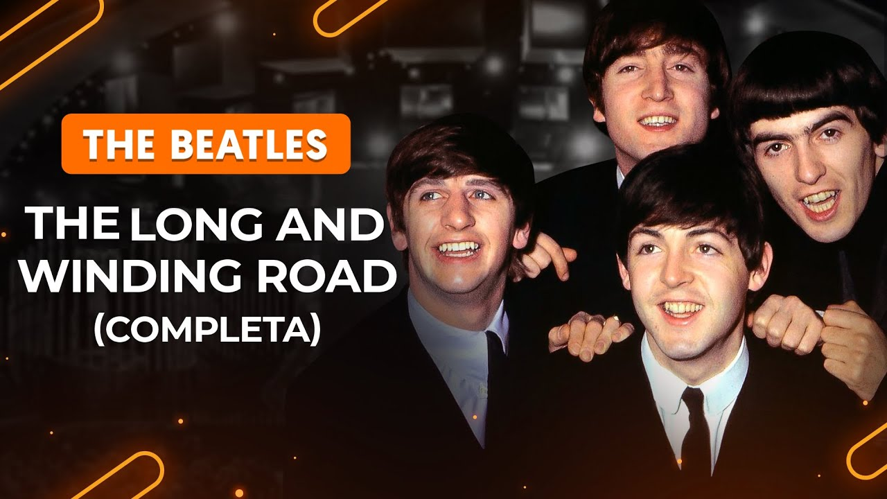 THE LONG AND WINDING ROAD - The Beatles (aula completa)   Como tocar no violão