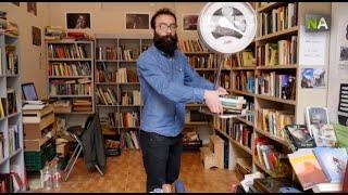 NA La Palabrería, des livres au poids sur un marché pour fomenter la lecture