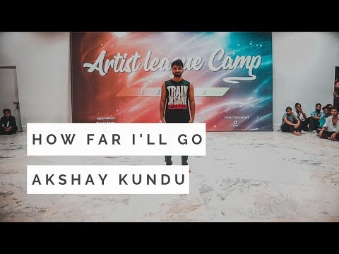 """HOW FAR I'LL GO"" 