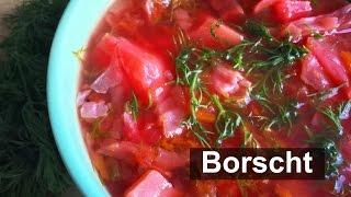 Borscht || Russian Soup