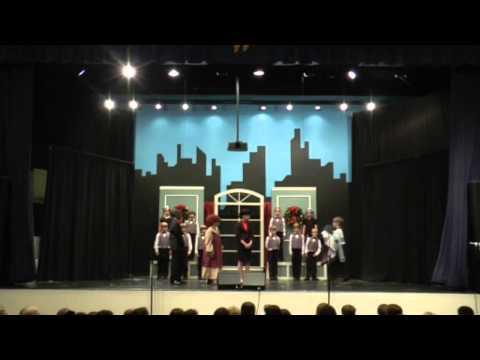 Annie Kids WA LS Musical 2015