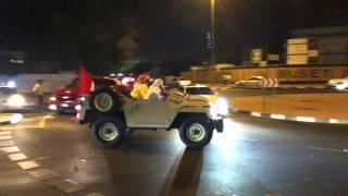 Crazy Traffic in Dubai!