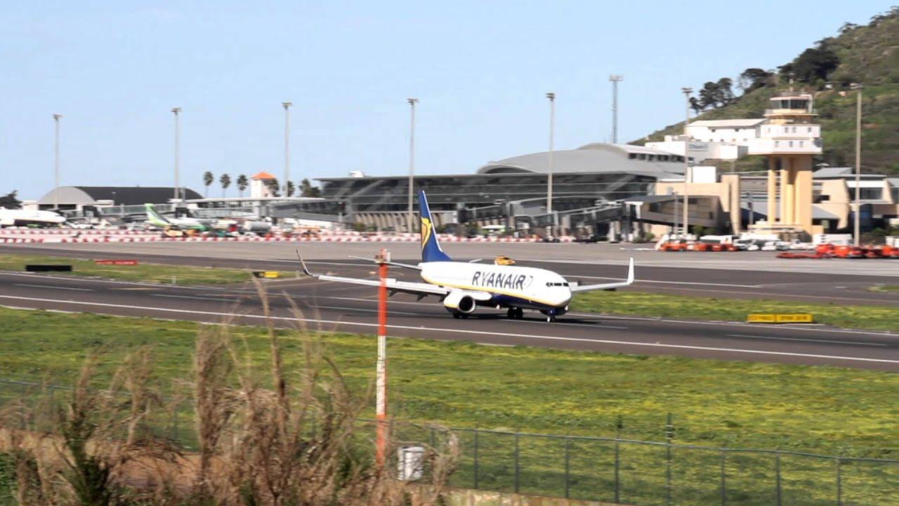 Ryanair Tenerife Norte Gcxo. - YouTube