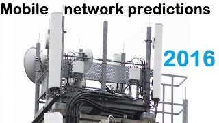 2016 Mobile network predictions, EE 4G+ and VoLTE, Vodafone 4G+, 3 and O2 merger