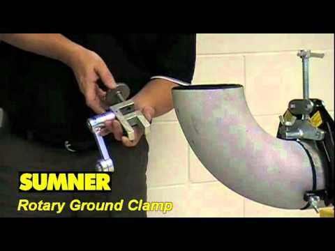 Rotary Ground Clamp Youtube