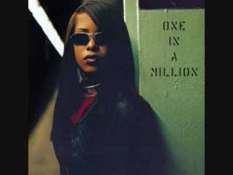 Aaliyah  Hot Like Fire Album Version