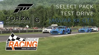 Forza Motorsport 6 Select Pack Test Drive - Jaguar XK GT3 at Lime Rock