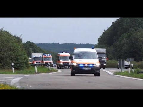 Download Johanniter Regionalverband Weser-Ems auf Kolonnenfahrt nach NRW